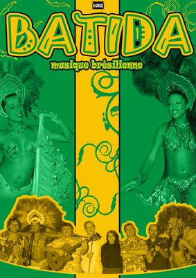 Batida - Musique Bresilienne