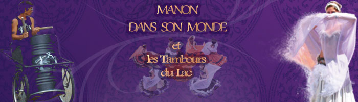 Banniere Manon dans son Monde