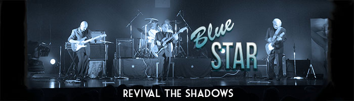 Blue Star-The Shadows