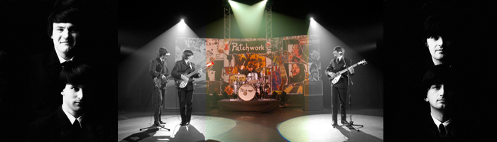 Patchwork-Tribute band The Beatles