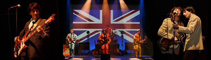 The Beatlovs-Tribute band The Beatles
