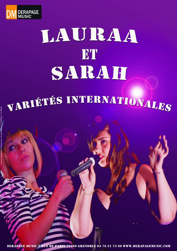 Song For You Sarah et Laura cmjn